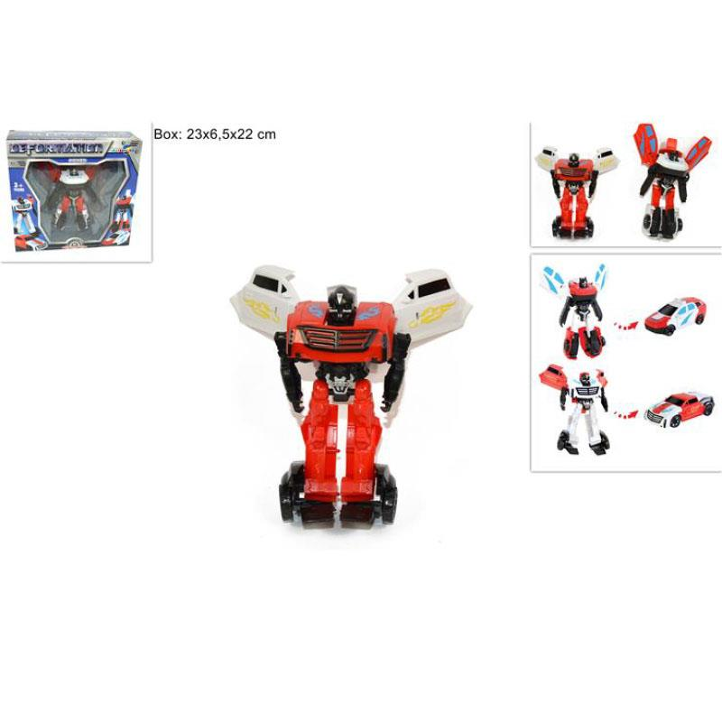 Next - Ρομπότ transformer σε 2 σχέδια - - - - 24322------2 παιχνίδια   φιγούρες δράσης ήρωες