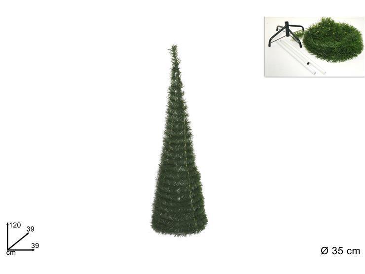 Next - Χριστουγεννιάτικο δέντρο slim πτυσσόμενο Υ120x39εκ. - - - - 24978------2 χριστουγεννιάτικα   χριστουγεννιάτικα δέντρα
