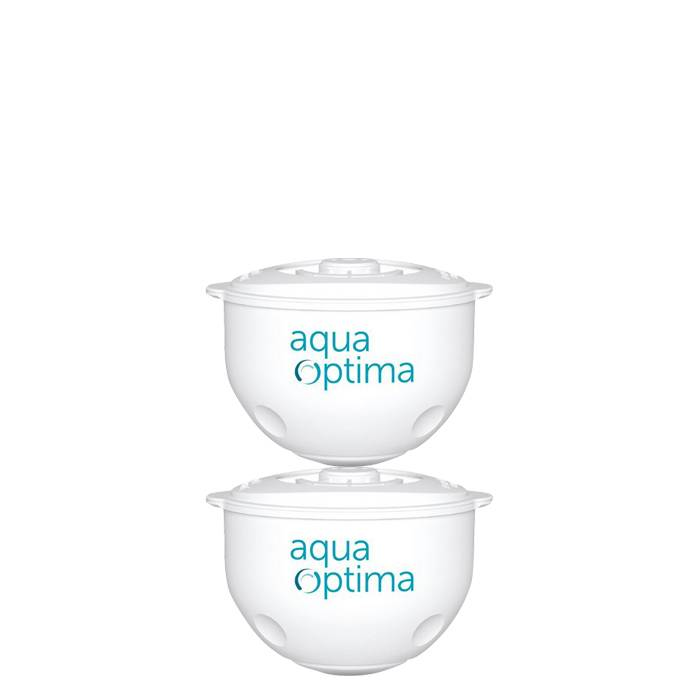 AQUA OPTIMA - AQUA OPTIMA SWP336 60-DAY Ανταλλακτικά Φίλτρα 2τμχ 4 Μηνών για Bla είδη σπιτιού   φίλτρα  amp  συστήματα φιλτραρίσματος   ανταλλακτικά φίλτρα