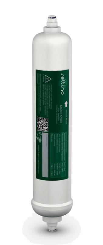 SELTINO - SELTINO AMICO Φίλτρο Ψυγείου Εξωτερικό (Γραμμής) Ενεργού Άνθρακα για S είδη σπιτιού   φίλτρα  amp  συστήματα φιλτραρίσματος   φίλτρα ψυγείου