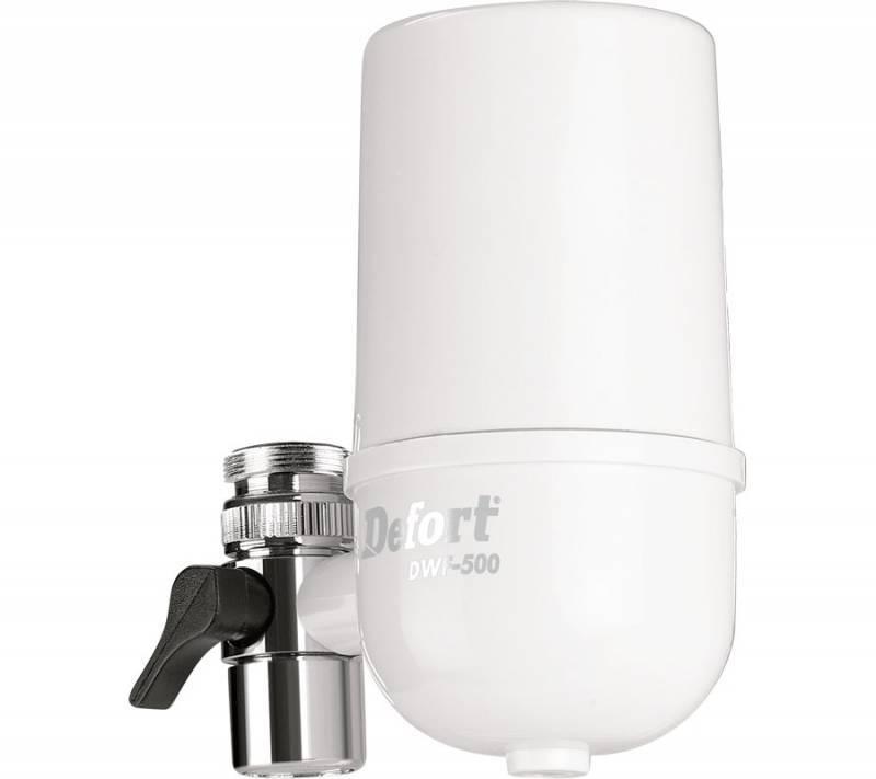 DEFORT - Defort DWF-500 On Tap Σύστημα Φιλτραρίσματος Νερού Βρύσης για έως 5.000 είδη σπιτιού   φίλτρα  amp  συστήματα φιλτραρίσματος   συστήματα φιλτραρίσματος