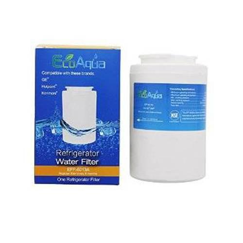 ECOAQUA - ECOAQUA EFF-6013A Φίλτρο Ψυγείου (Αντικαθιστά GE MWF) - - - - fil-0008 είδη σπιτιού   φίλτρα  amp  συστήματα φιλτραρίσματος   φίλτρα ψυγείου