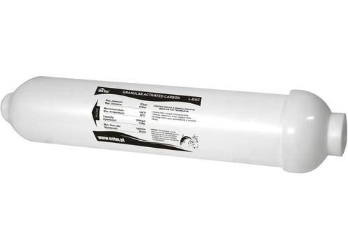 USTM - USTM L-GAC Φίλτρο Ψυγείου Γραμμής με Ενεργό Άνθρακα σε Κόκκους 1/4