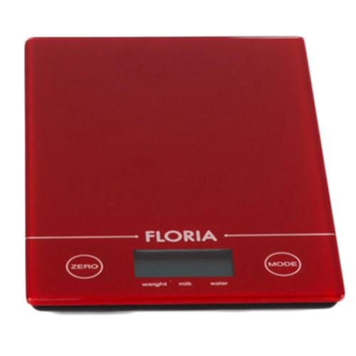 Zilan Ψηφιακή Μεταλλική Ζυγαριά Κουζίνας Κόκκινη ZLN1686-RED