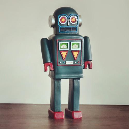 Διακοσμητικό Ρομπότ