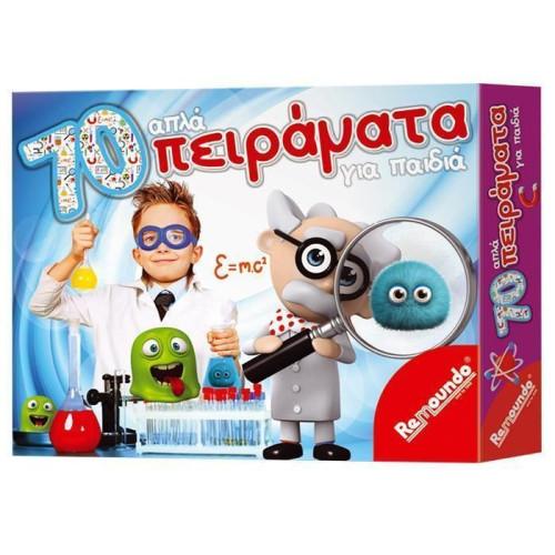 70 Απλά πειράματα για παιδιά