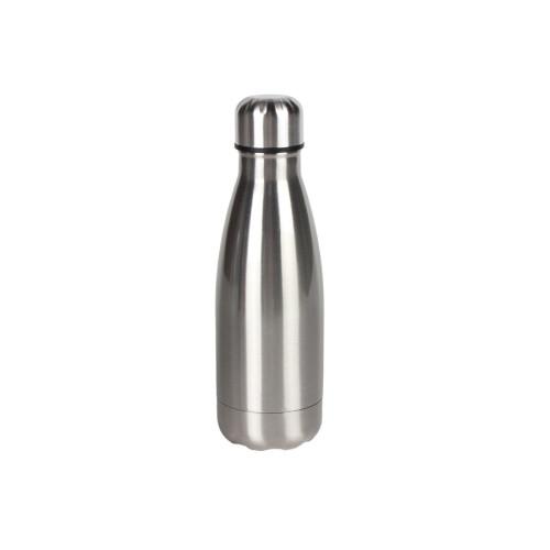 Θερμός μπουκάλι 350 ml Φ7Χ22,5 εκ. ΙΝΟΧ  6115-3
