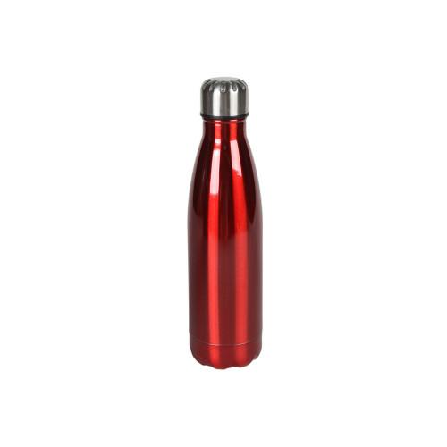 Θερμός μπουκάλι 500 ml Φ7Χ27 εκ. κόκκινο  6116-1
