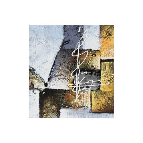 Πίνακας τοίχου καμβά 30Χ30 εκ.  83030-1