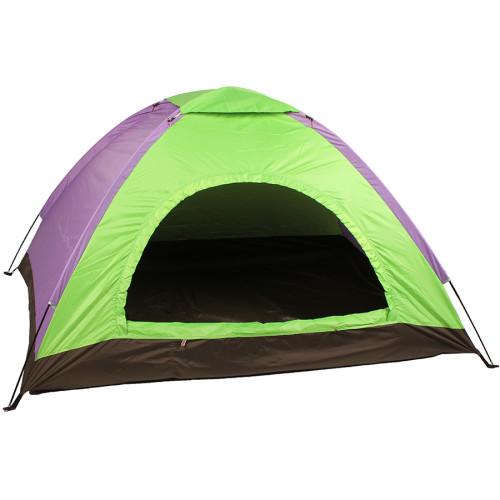 Σκηνή Camping 2-3 ατόμων 200Χ150Χ110 εκ. σε διάφορα χρώματα  5911