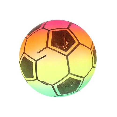 Μπάλα πλαστική Φ27 εκ. σχ. ΠΟΛΥΓΩΝΑ  51703-1