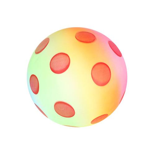 Μπάλα πλαστική Φ27 εκ. σχ. ΚΥΚΛΟΙ  51703-2