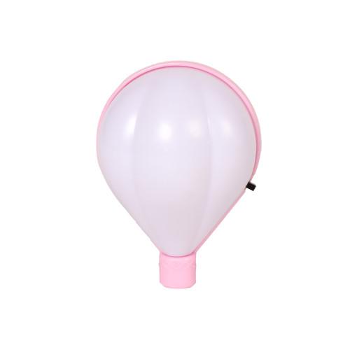 Φωτάκι νυκτός LED ΑΕΡΟΣΤΑΤΟ 0,5 Watt χρ. Ροζ  310-2