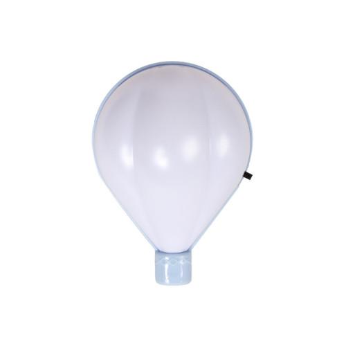 Φωτάκι νυκτός LED ΑΕΡΟΣΤΑΤΟ 0,5 Watt χρ. Μωβ  310-4
