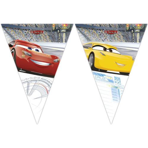 Τρίγωνες Σημαίες Cars 3