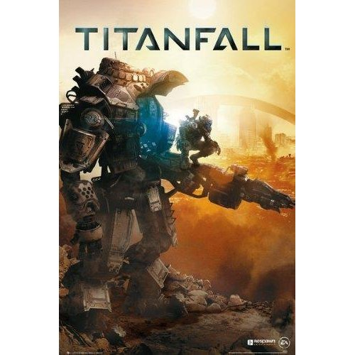 POSTER TITANFALL FP3210 - 61X91.5