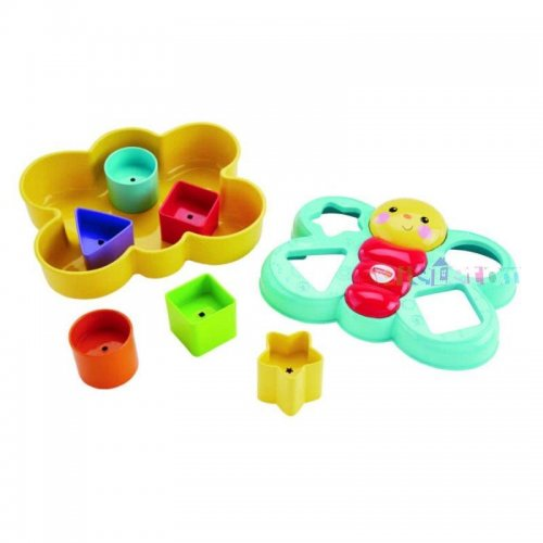FISHER PRICE - BUTTERFLY SHAPE SORTER (CDC22)