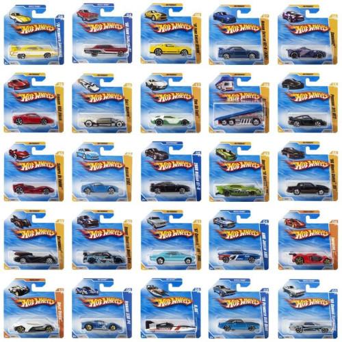 HOT WHEELS SHOWDOWN HW CARS (RANDOM) (05785)