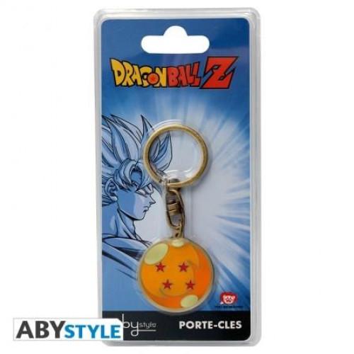 Abysse Dragon Ball - DBZ Crystal Sphere Metal Keychain (ABYKEY016)