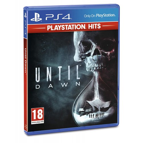 PS4 UNTIL DAWN (EU)