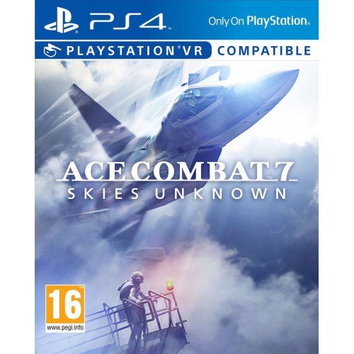 PS4 Ace Combat 7: Skies Unknown (PSVR Compatible) (EU)