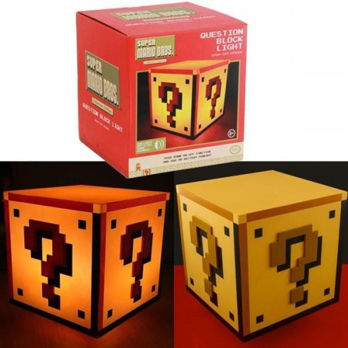 Nintendo Super Mario Bros. Question Block Light (PP2929NNV3)