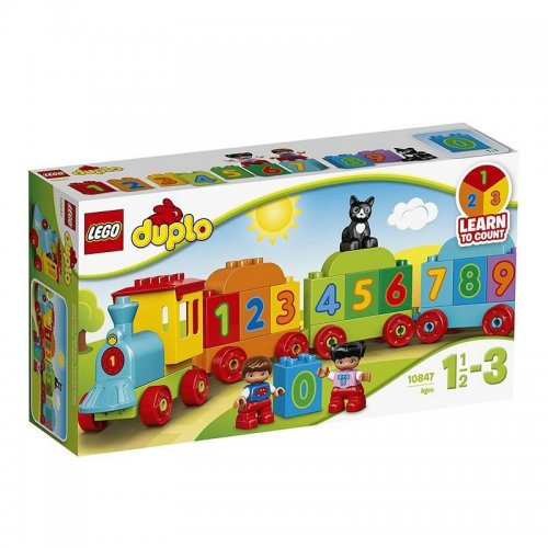 LEGO® DUPLO® My First: Number Train (10847)