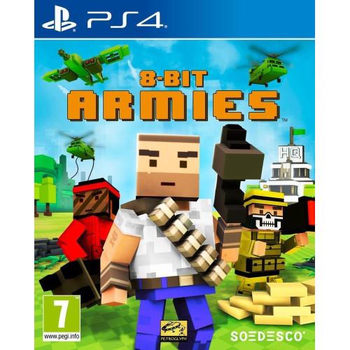 PS4 8-Bit Armies (EU)
