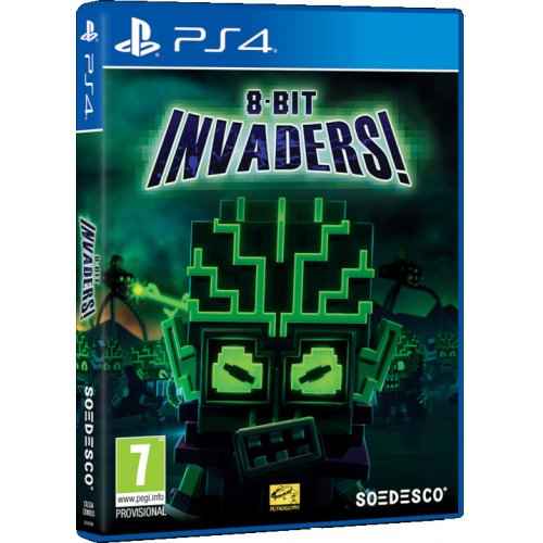PS4 8-Bit Invaders (EU)