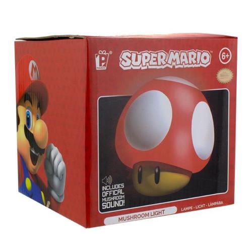 Nintendo Super Mario - Mushroom Light (PP4017NNV2)