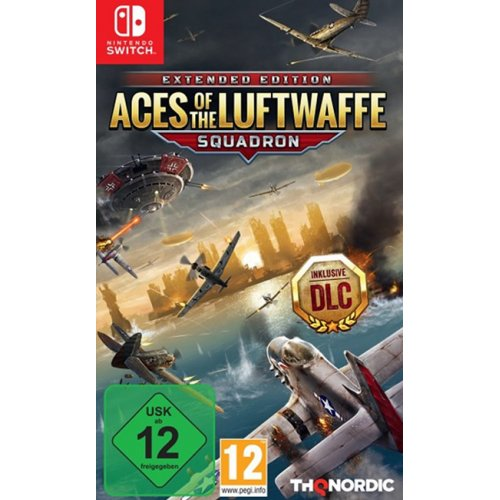 NSW Aces of the Luftwaffe – Squadron Edition (EU)