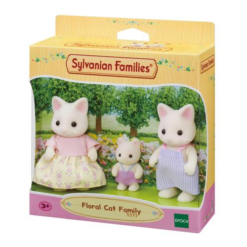 Sylvanian Families: Floral Cat Family (5373)