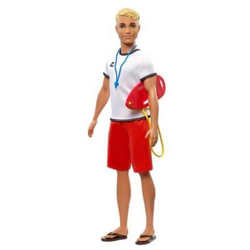 Mattel Barbie You Can Be Anything - Lifeguard (FXP04)