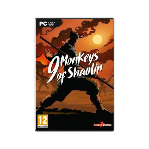 PC 9 Monkeys of Shaolin (EU)