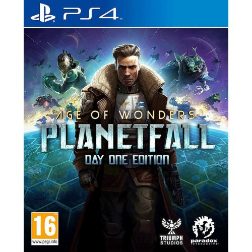 PS4 Age of Wonders: Planetfall - Day One Edition (EU)