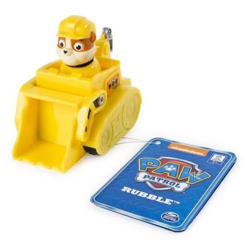 Spin Master - Paw Patrol Rescue Race - Sea Patrol Rubble (20101454)