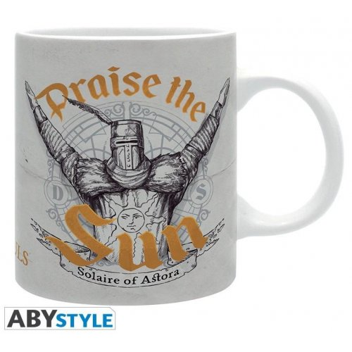 Abysse Dark Souls - Praise The Sun 320ml Mug (ABYMUG670)