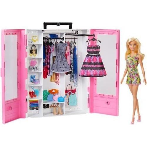 Mattel Barbie Fashionistas - Ultimate Closet (GBK12)