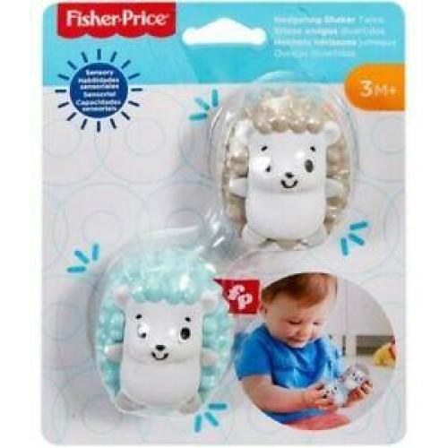 Fisher Price - Hedgehog Shaker Twins (FXC22)