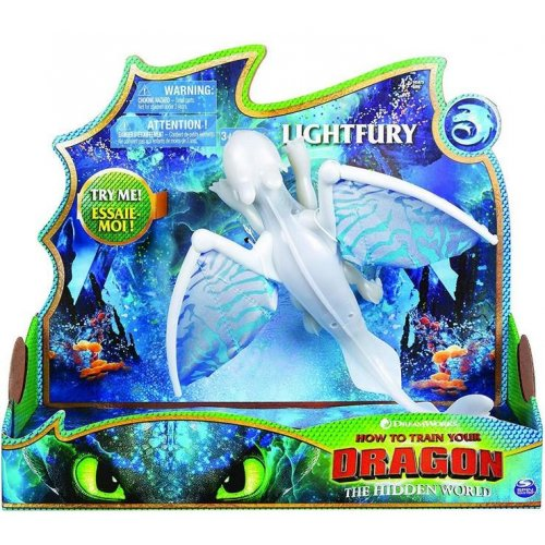 Spin Master - How to Train Your Dragon The Hidden World - Lightfury (20103515)