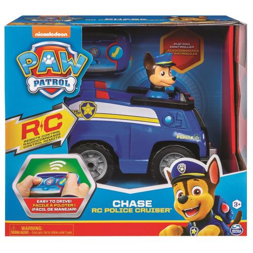 Spin Master PAW PATROL: Chase RC Cruiser (6054190)