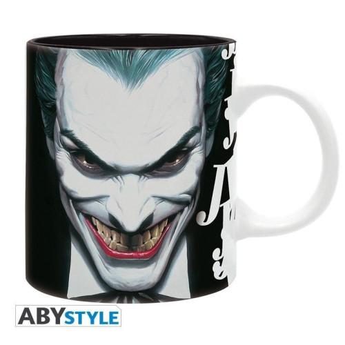 Abysse DC Comics - Joker Laughing 320ml Mug (ABYMUG702)