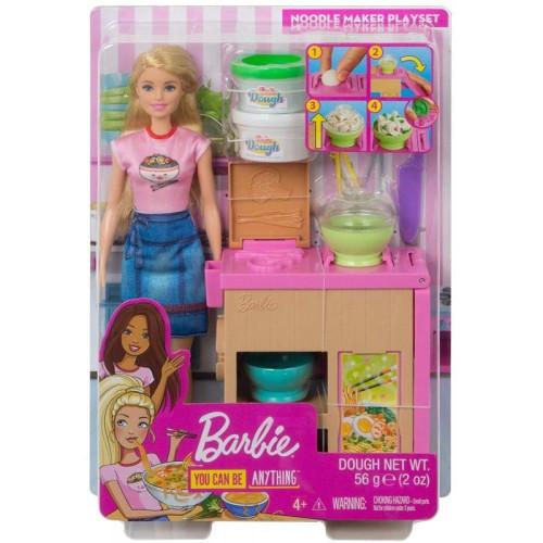 Barbie Μακαρονο-Εργαστήριο (GHK43)
