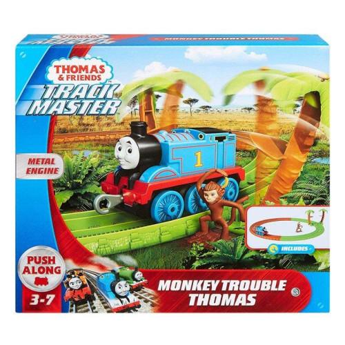 Fisher Price Thomas & Friends Track Master - Monkey Trouble Thomas (GJX83)