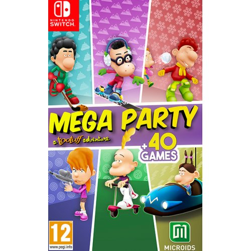 NSW A Mega Party - A Tootuff Adventure (EU)
