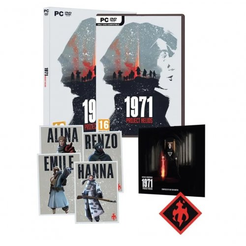 PC 1971 Project Helios - Collector's Edition (EU)