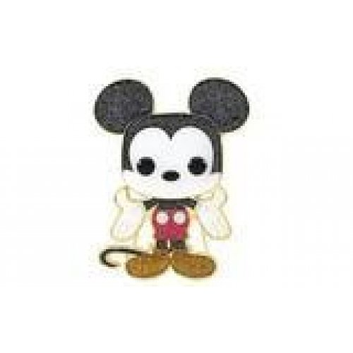 Funko POP! Disney - Mickey Mouse #01 Large Chase Enamel Pin (WDPP0006)