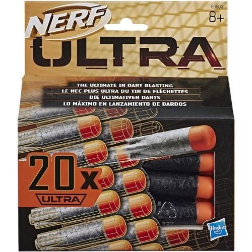 Hasbro Nerf Ultra - 20 x Ultra Dart Refill Pack (E6600EU6)