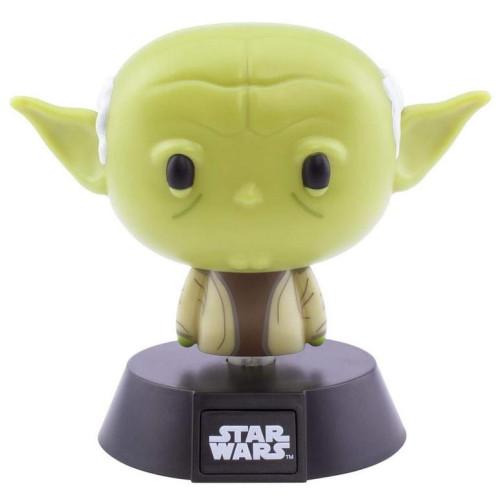 Paladone Disney: Star Wars - Yoda Icon Light BDP (PP6380SW)