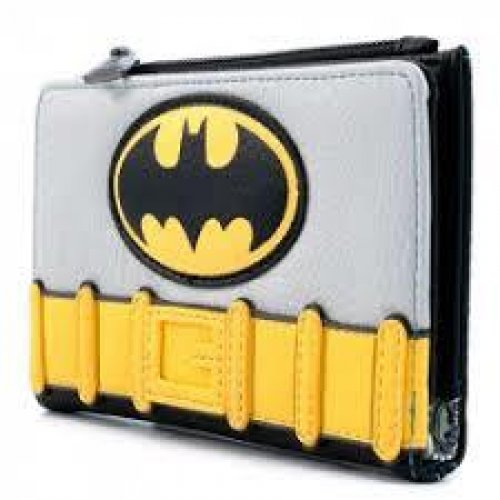 Loungefly DC Comics Vintage Batman Cosplay Wallet (DCCWA0027)